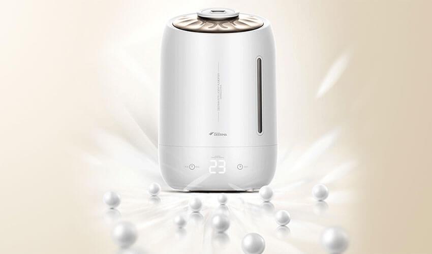 Увлажнитель воздуха Xiaomi Deerma Humidifier 5L White (Международная версия) (DEM-F600)